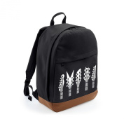GUITAR HEADS- musician BackPack Unisex Rucksack Bag