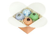 Ultra Lush Variety Bath Bomb Gift Set - 4 of Our Top Sellers in one box!