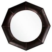 Surya Dark Taupe Wall Mirror