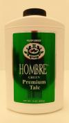 Hombre Green Premium Talc
