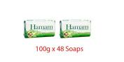 Pack of 48 Hamam Soap - 100g