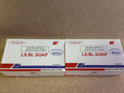 PACK OF 2 Original LS BL SOAP (Pearl Barley Milk + Collagen) 115g from BL SOAP
