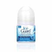 Ice Guard Natural Crystal Rollerball Deodorant 50ml