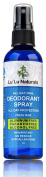 All Natural Deodorant Spray Fresh Mint 120ml ★ Aluminium Free, Alcohol Free, Paraben Free! Superior All Day Odour Protection. Neutralises Odours At Its Source! Non-Irritant, No Residue, Hypoallergenic!