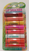 Lip Smacker Tropical Flavours 8 piece count