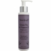 Warm Springs Green Tea & Vitamin D Body Lotion - 120ml