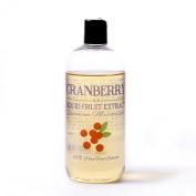 Cranberry Liquid Fruit Extract - 1 Litre