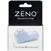 Zeno Replacement Tip Cartridge, 60 Treatment Applications by Zeno