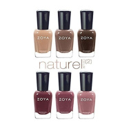 Zoya Naturel Deux Collection Sampler Fall 2014 by Art of Beauty