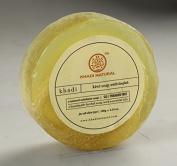 Khadi Natura Kiwi Loofah Soap (SLS/Paraben Free) BY INDIANMEDICALSTORE