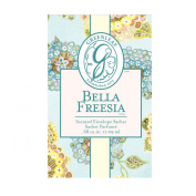 Greenleaf Small Fragrance Sachet Car Air Freshener - Bella Freesia