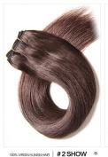 Wigsforyou@25cm Colourful Brazilian Virgin Hair Straight 7A #613 Blond #27 #2 #4 Brazilian Hair Weave Bundles Dark/Light Brown Brazilian Straight Hair Weft