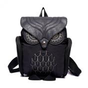 Ucsports Fashion Cartoon Owl Backpack