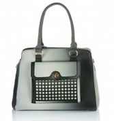 Betty Barclay Women's Bowling Bag Black grau schwarz