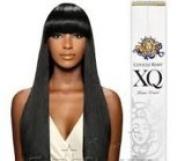 XQ Cuticle Remy Yaky Human Hair 30cm - Colour 1B