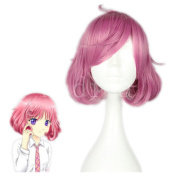 Kadiya Cosplay Wig Noragami Kofuku Ebisu Super Cute Curls Girl Anime Hair