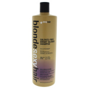 SEXY HAIR sulphate - free BRIGHT BLONDE SHAMPOO 1000ml