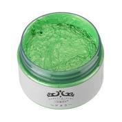 Japan Hair Colour Wax Instant Hair Colour Wax High Quality - Turquoise Green
