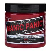 Wildfire Red Manic Panic Vegan 120ml Hair Dye Colour