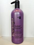 Oligo Blacklight Blue Shampoo For Blonde Hair - 950ml Professional Size-Stronger