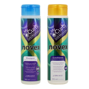 "Novex My Curls Memorizer Shampoo & Conditioner Duo 10.14oz/300ml ""Set"""