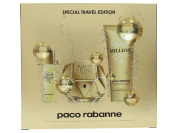 Paco Rabanne Lady Million 3 Piece Gift Set