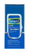 Cetaphil Men Daily Face Cloths, 25 Count
