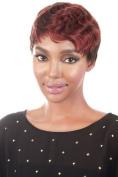 H. MAMA (Motown Tress) - Human Hair Full Wig in F1B_30 by Oradell International Corporation