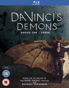Da Vinci's Demons: Series 1-3 [Regions 1,2,3] [Blu-ray]