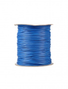 FreshHear Pack of 1 for 170m Korea Waxed Cotton Cord Colour Royal Blue Size 1.5x1.5mm