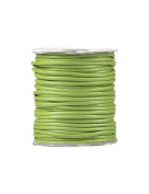 FreshHear Pack of 1 for 40m Korea Waxed Cotton Cord Colour Olive Green Size 3x3mm