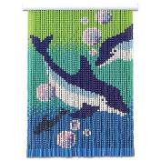 MotoHiroshi skill Candy (beadwork kit) Dolphin C64