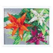 MotoHiroshi skill mini gallery (beadwork kit) Heart full collection of summer flower MG208