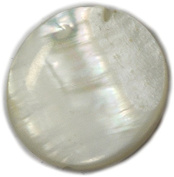 Bead, Mother of Pearl 20mm Pendant Bead x 4pcs