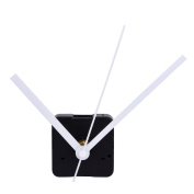 Mudder Silence Quartz Clock Movement, 11/ 60cm Maximum Dial Thickness, 4/ 13cm Total shaft length