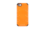 iPhone 5SE Cover Case, XRPow Corner Protection Series [Shockproof][Drop Protection] Hybrid Hard Plastic Case Cover For Apple iPhone 5S/SE/5SE (2016 Release)Orange