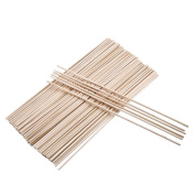 eBoot Wooden Craft Dowels Rods 12 - 5/ 80cm , 100 Pieces