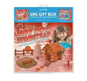 Hotdog Homestead Gag Wrap Gift Box