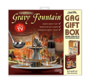 Gravy Fountain Gag Wrap Gift Box