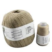 Celine lin Super Soft Pure Cashmere knitting Yarn 70g for Hand & Machine Knitting,Camel