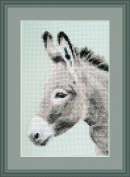 Determined Spirit Counted Cross Stitch Kit By Orcraphics