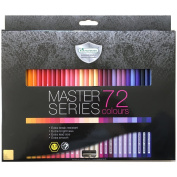 Master Art Master Series 72 Colour Pencils