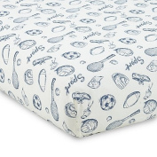 Levtex Baby Little Sport Fitted Crib Sheet