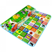 MaBoShi 71*150cm Extra Large Thickness Two-sided Baby Crawling Mat