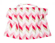 Udder Covers Breast Feeding Nursing Cover Lola, Pink