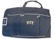 Pittsburgh Panthers Baby Nappy Travel Bag & Changing Pad