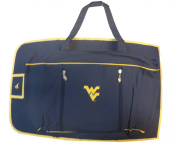 West Virginia Mountaineers Baby Nappy Travel Bag & Changing Pad
