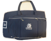 Uconn Connecticut Huskies Baby Nappy Travel Bag & Changing Pad