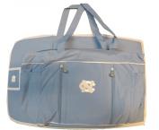North Carolina Tar Heels Baby Nappy Travel Bag & Changing Pad