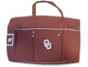 Oklahoma Sooners Baby Nappy Travel Bag & Changing Pad